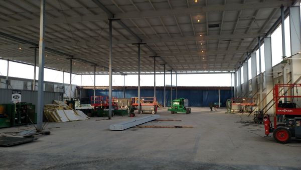 1000 Airpark Center Drive E-Z Riser Roof Raising